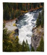 Lower Mesa Fleece Blanket