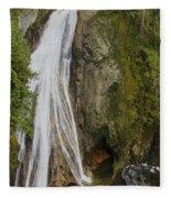 Lower Twin Falls Fleece Blanket