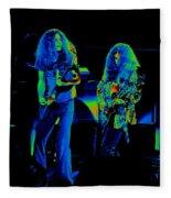Ls Spo #21 Crop 4 In Cosmicolors Fleece Blanket