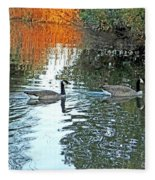 Lsu Ag Centers Burden Center Baton Rouge Louisiana Fleece Blanket