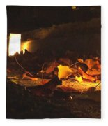 Luminaries Fleece Blanket
