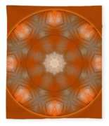 Luminescence II Fleece Blanket