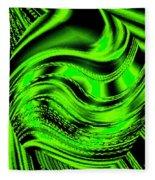 Luminous Energy 19 Fleece Blanket