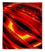 Luminous Energy 20 Fleece Blanket
