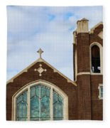 Lutheran Church Fleece Blanket