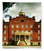 Lutheran Theological Seminary At Gettysburg Fleece Blanket