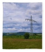 Luxemburg Fleece Blanket