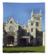 Lyndhurst Estate - Tarrytown New York Fleece Blanket