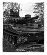 M551a1 Sheridan Tank Fleece Blanket