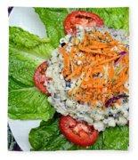 Macaroni Salad 1 Fleece Blanket