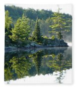 Maggie Lake 2 Fleece Blanket