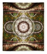 Magic Carpet Fleece Blanket