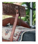 Magic Carpet Ride Southern Style Fleece Blanket
