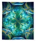 Magic Mark Fleece Blanket