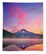 Magic Morning Fleece Blanket