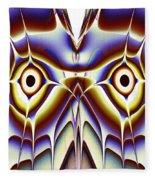 Magic Owl Fleece Blanket