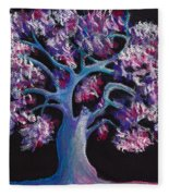 Magic Tree Fleece Blanket