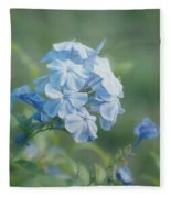 Magical Blues Fleece Blanket