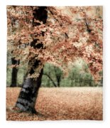 Magical Fall Fleece Blanket