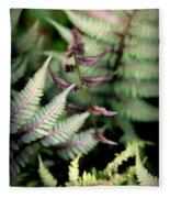 Magical Forest 3 Fleece Blanket