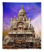 Magical India Fleece Blanket