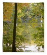 Magical Maplewood Fleece Blanket