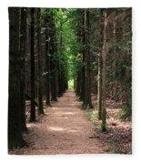 Magical Path Fleece Blanket