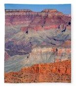 Magnificent Canyon - Grand Canyon Fleece Blanket