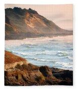 Magnificent Coast  Fleece Blanket