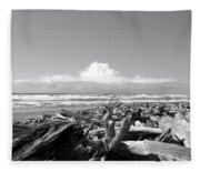 Magnificent Oregon Fleece Blanket