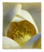 Magnolia Cloud Fleece Blanket