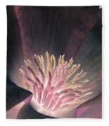 Magnolia Flower - Photopower 1824 Fleece Blanket