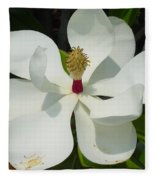 Magnolia II Fleece Blanket
