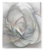 Magnolia Jazz Fleece Blanket