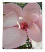 Magnolia Surprise Fleece Blanket