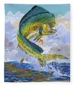 Mahi Hookup Off0020 Fleece Blanket
