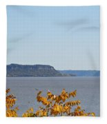 Maiden Rock Fleece Blanket