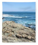Maine 2002 A Fleece Blanket