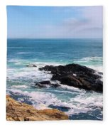 Maine 2002 B Fleece Blanket