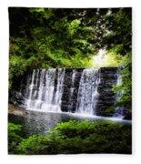 Mainline Waterfall Fleece Blanket