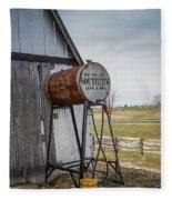 Barn - Maintenance Fleece Blanket
