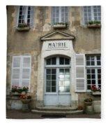 Mairie Fleece Blanket