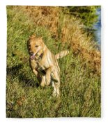 Maisie - Boundless Energy Fleece Blanket