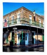 Maison Bourbon - New Orleans Fleece Blanket