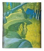 Majesty's Rancho By Zane Grey Fleece Blanket
