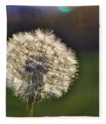 Make A Wish Fleece Blanket