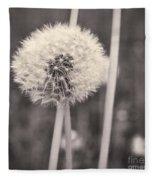 make a wish II Fleece Blanket