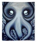 Malekei The Octopi Fleece Blanket