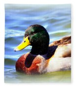 Mallard - 3000-l-012- Fleece Blanket