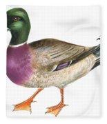 Mallard Fleece Blanket